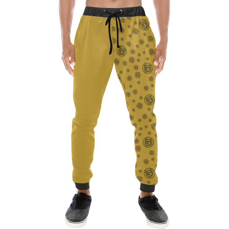 Gummi Mens Gold Pants