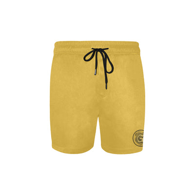 Gummi Gold Swim Trunks