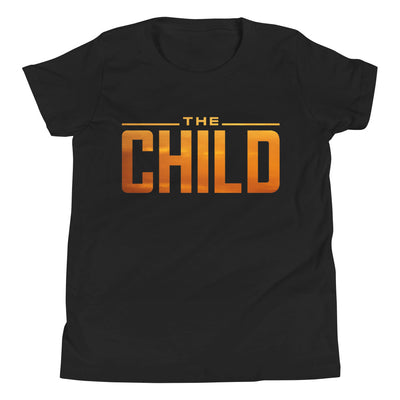 The Child Youth Black T-Shirt