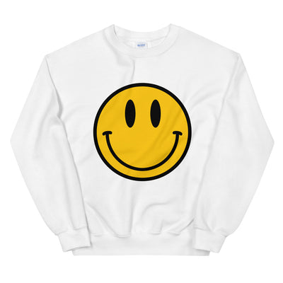 What? No... Unisex White Sweatshirt