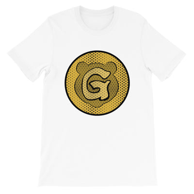 Gummi Unisex White Icon T-Shirt