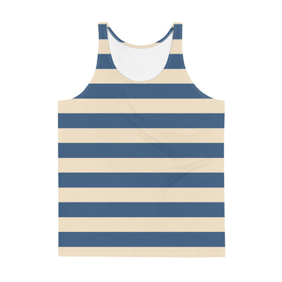 Smee Stripe Neverland Mens Tank Top