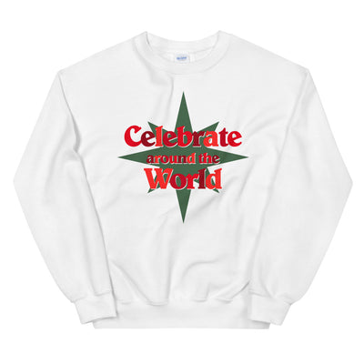 Celebrate Around the World Unisex Sweatshirt