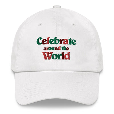 Celebrate Around the World Director Hat