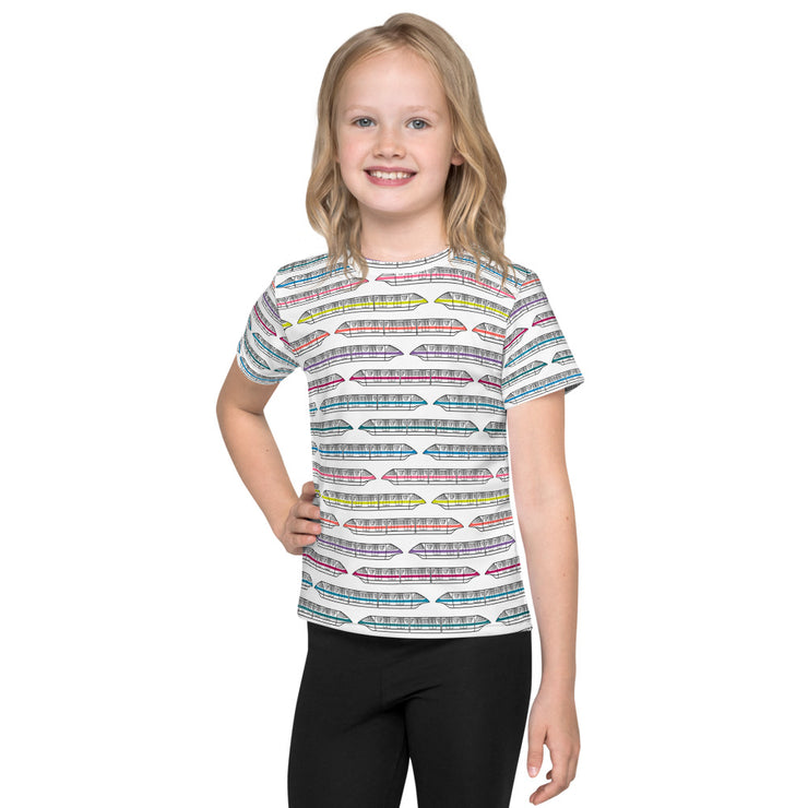 Monorail Kids T-Shirt