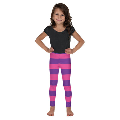 Cheshire Stripe Kid's Leggings