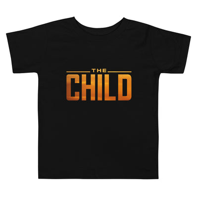 The Child Toddler Black T-Shirt