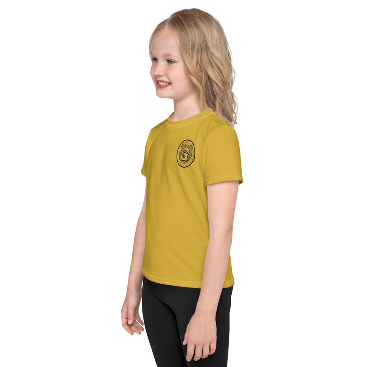 Gummi Kids Gold Icon T-Shirt