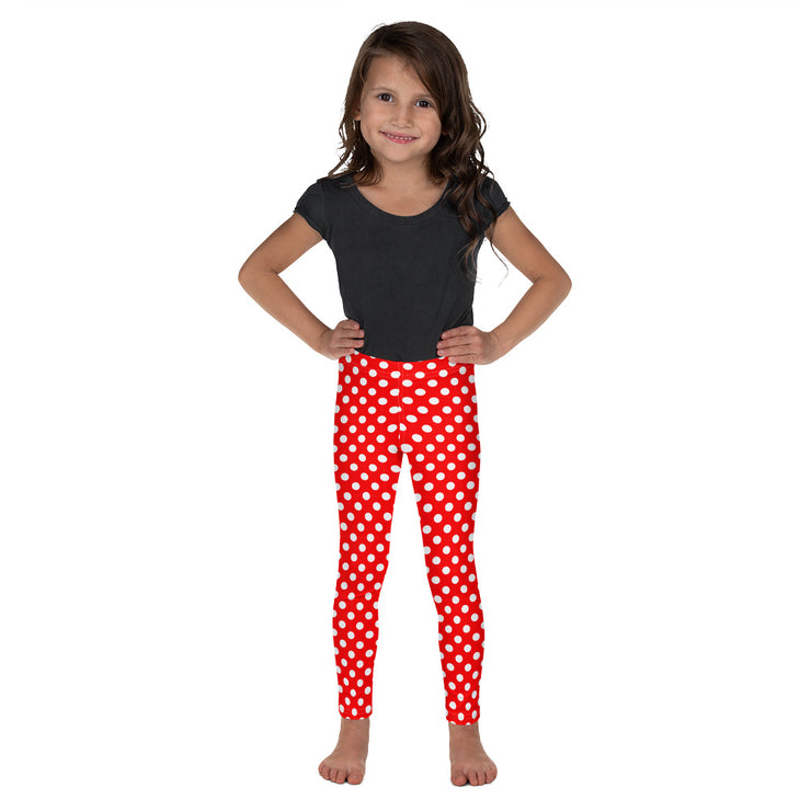 Polka Dot Kid's Leggings