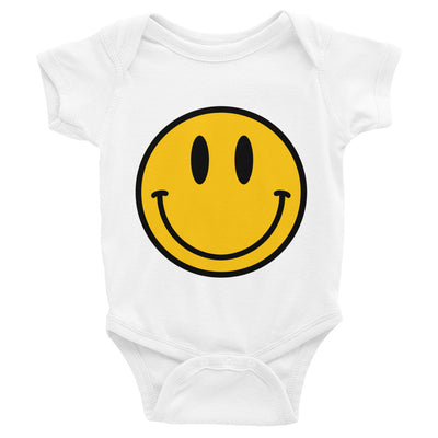 What? No... Infant White Bodysuit