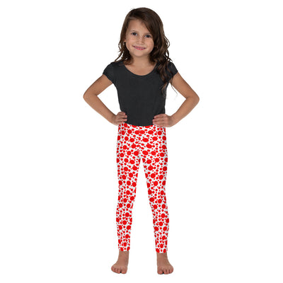 Speckle Dot Kids Leggings