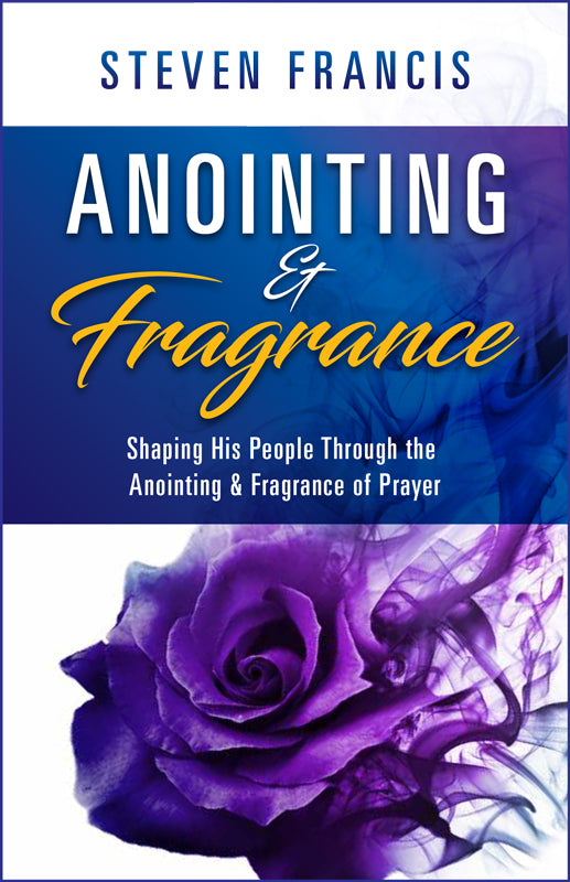 Anointing & Fragrance-front cover