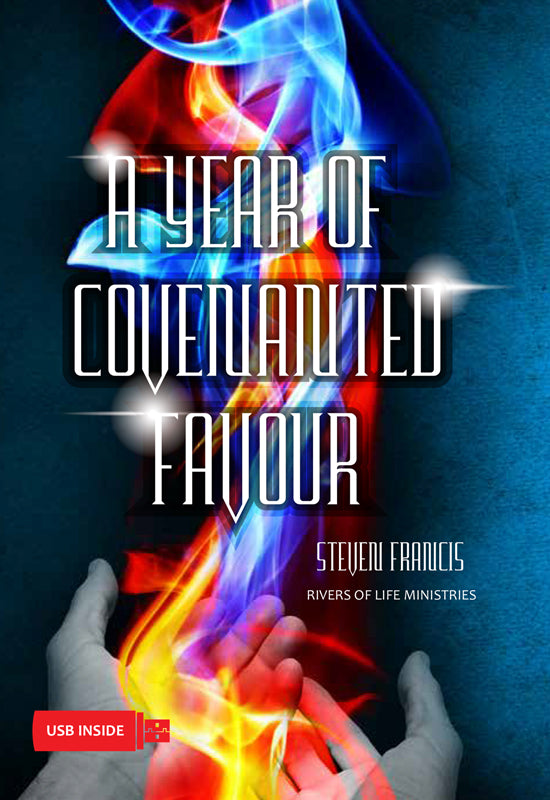 Covenanted favor-front cover