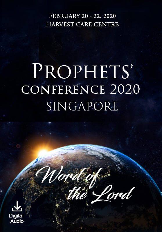 Prophets' Conference 2020 (Digital Audio)