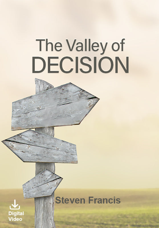 The Valley Of Decision (Digital Video)