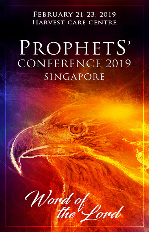 Prophets' Conference 2019 cover