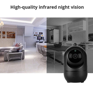 1080P HD 360 Degree Surveillance Security Camera Video and Two Way Audio - Tactical Cave