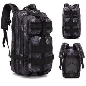 25L Tactical Backpack - Tactical Cave