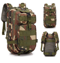 Load image into Gallery viewer, 25L Tactical Backpack - Tactical Cave