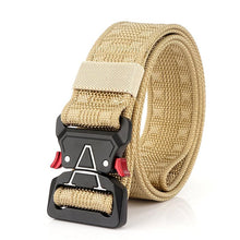 Load image into Gallery viewer, 3.8 wide cobra multi-functional tactical belt - Tactical Cave