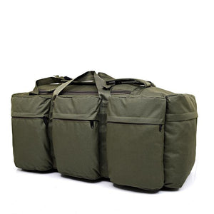 90L Extra Large Tactical Waterproof Backpack - Tactical Cave