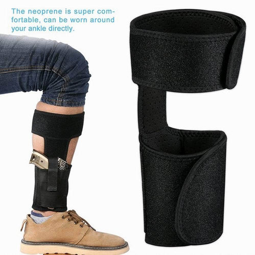 Ankle Holster for Concealed Carry - Tactical Cave