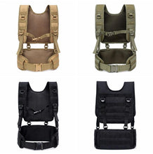 Load image into Gallery viewer, Battle Belt with Shoulder Harness - Tactical Cave