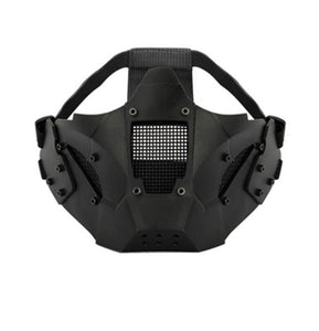 Bump Helmet Set with Steel Mesh Mask and Goggles - Tactical Cave