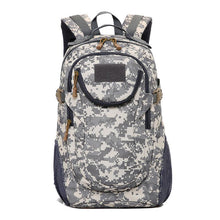 Load image into Gallery viewer, Factory selling camouflage tactical backpack outdoor travel double shoulder bag male army fan sports double shoulder Backpack - Tactical Cave