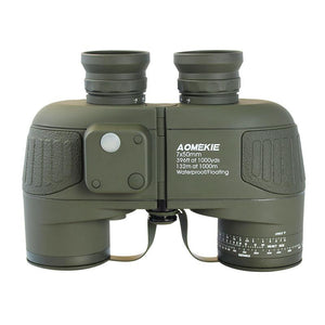 Marine Binoculars With Ranging Telescopic Adjustment - Tactical Cave