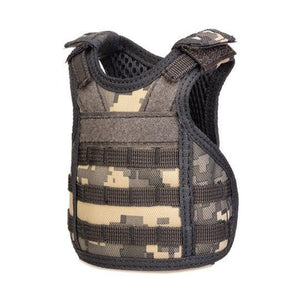Mini Tactical Vest for Bottles - Tactical Cave