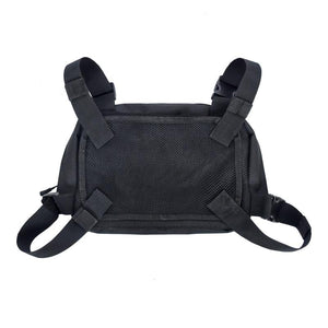 Outdoor Tactical Chest Bag Rig - Tactical Cave