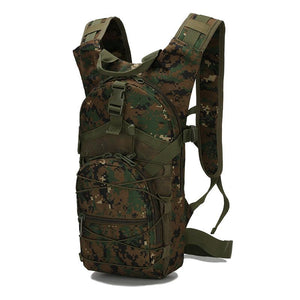 Oxford cloth backpack outdoor multi-function backpack large capacity waterproof travel backpack army camouflage bag tactical backpack - Tactical Cave