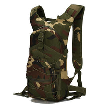 Load image into Gallery viewer, Oxford cloth backpack outdoor multi-function backpack large capacity waterproof travel backpack army camouflage bag tactical backpack - Tactical Cave