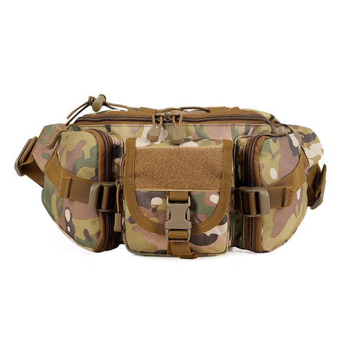 Tactical Waist Belt Bag - Tactical Cave