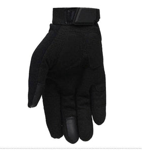 Touch Screen Tactical Gloves Men Army Sports Military Special Forces Full Finger Gloves Antiskid Motocycle Bicycle Gym Gloves - Tactical Cave