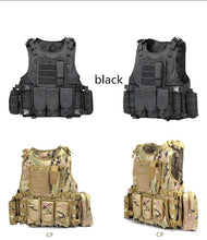 Load image into Gallery viewer, Urban Defense Plate Carrier Tactical Vest - Tactical Cave