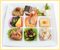 9 Seasons Bento (Order 3 days in advance)