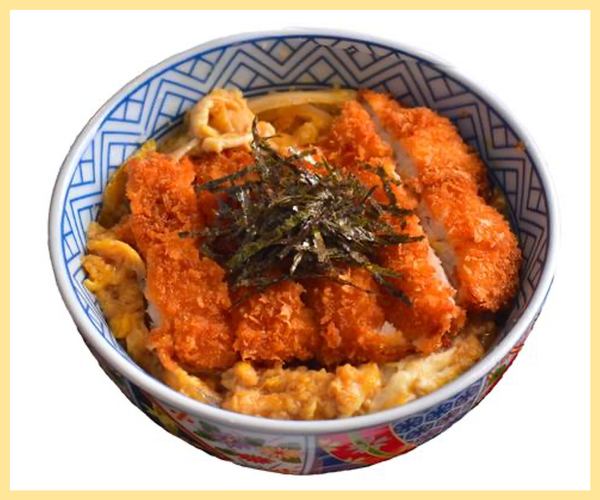 Chicken Katsu Don (Cooked with Egg)