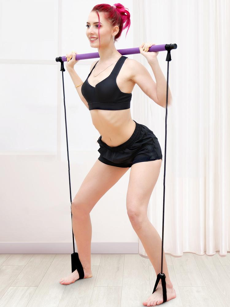Portable Pilates Resistance Set