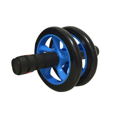Ab Roller Wheels No Noise Abdominal Wheel Ab Roller With Mat For Exercise Muscle Hip Trainer Fitness Equipment Body Building NEW