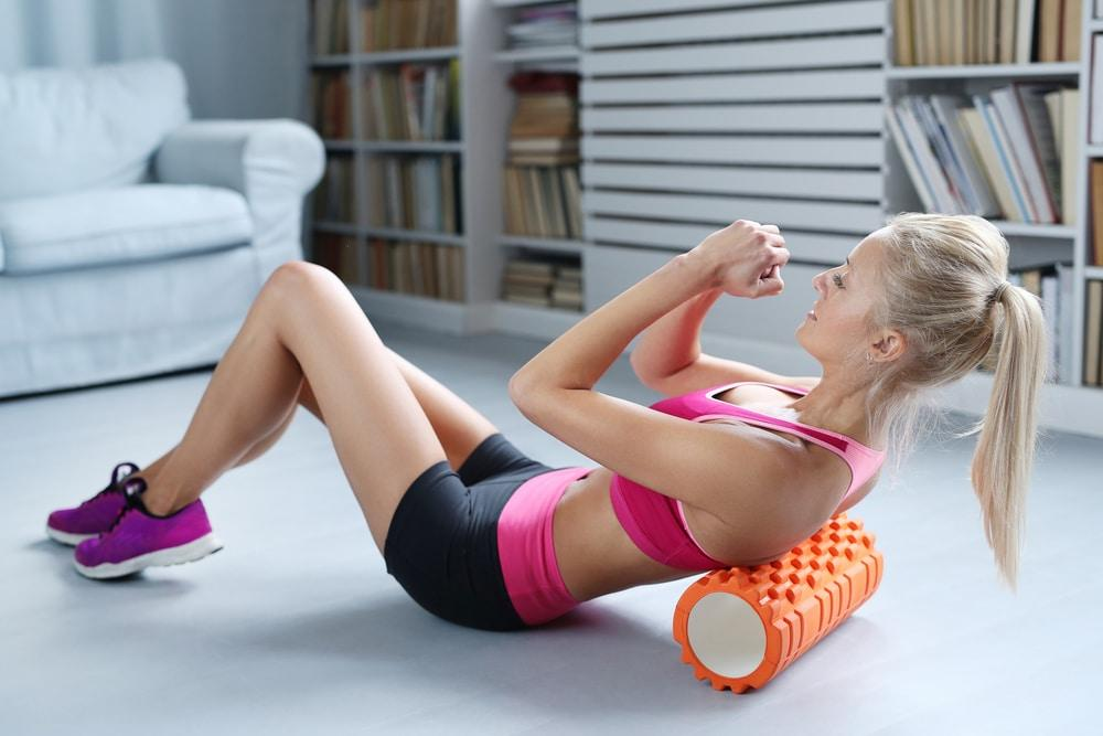 high-density Foam Roller