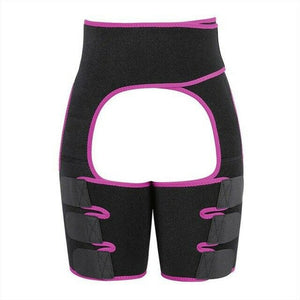 2-in-1 Butt Lifting Thigh Trimmer Training Shape-Wear