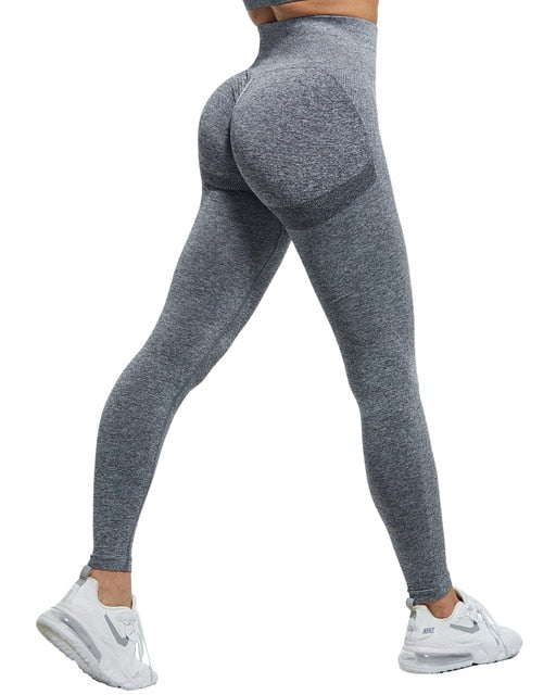 High Waist Fitness Legging Push Up Sport Sweat Pants