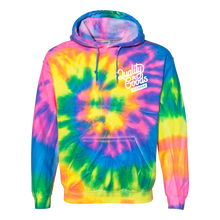 Load image into Gallery viewer, QGR Tie Dye Hoodie
