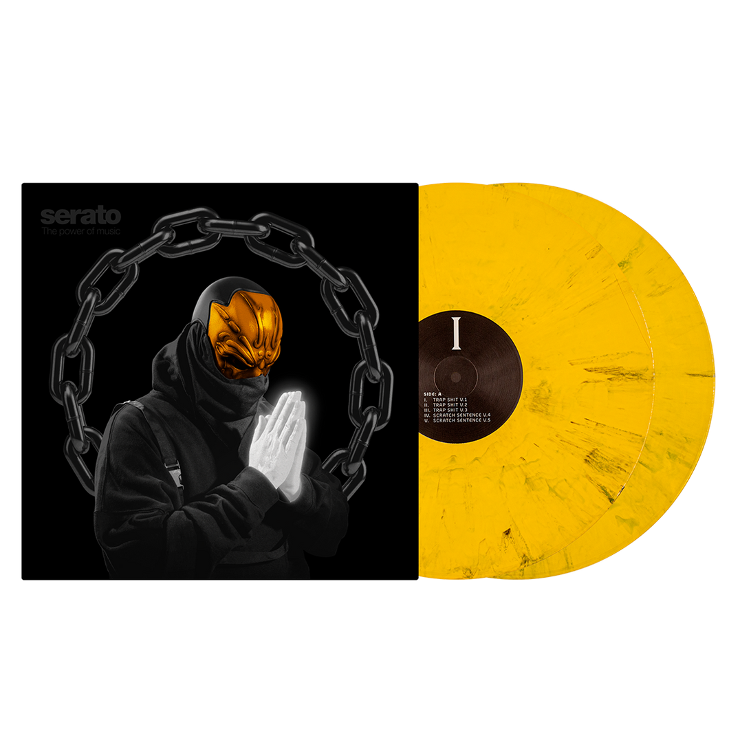 UZ TRAP SH!T V1/5 Limited Edition Vinyl