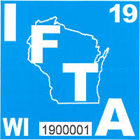 IFTA Decals
