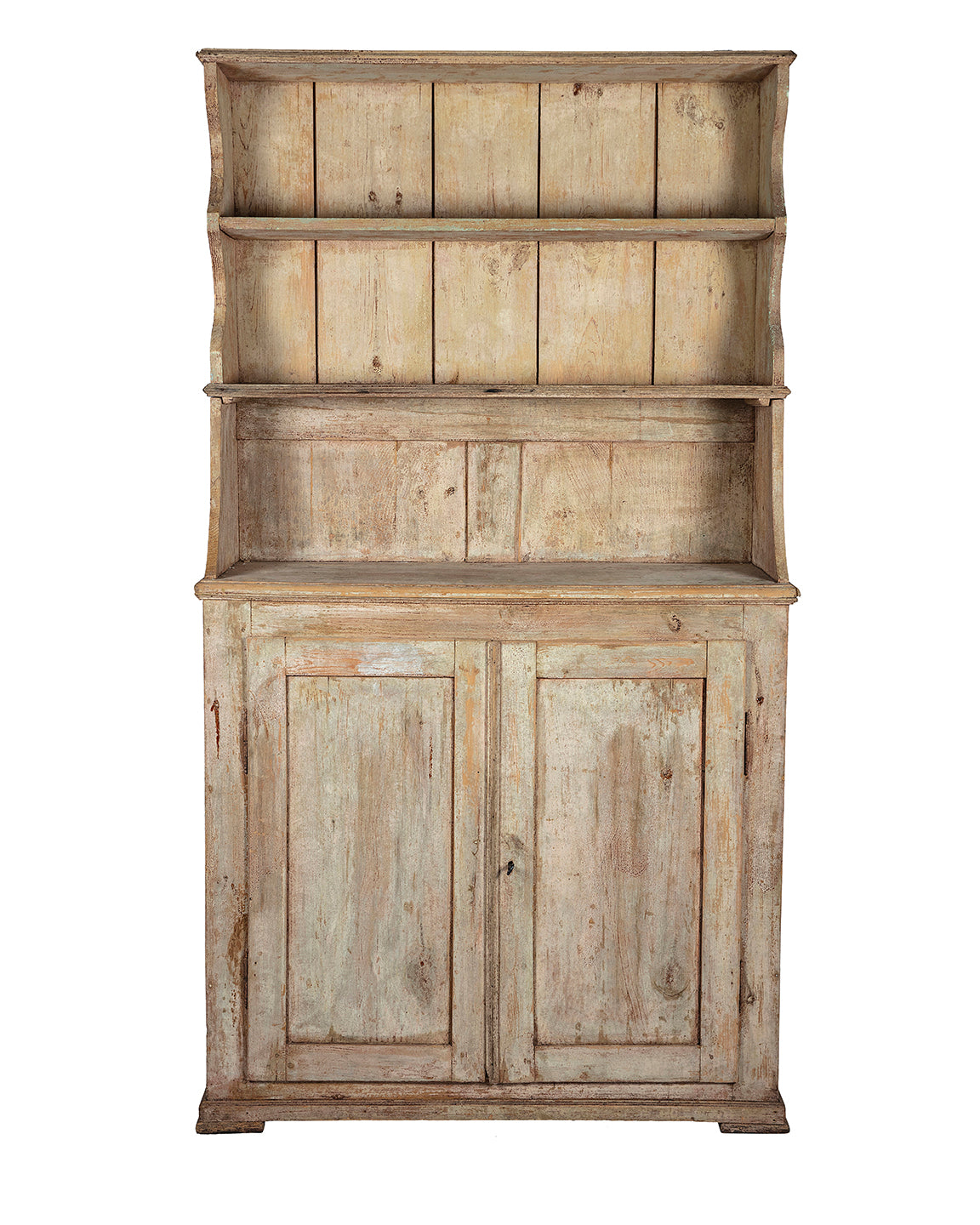 French open-faced cupboard. 19th century