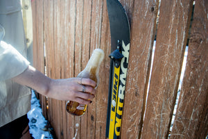 Ski Tail Bottle Opener
