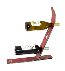 Ski Wine Bottle Holder